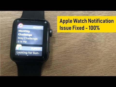 Apple Watch Isn't Notifying While I Get Text Message Or Other Notificiation