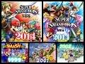 VI Seconds - Super Smash Flows (The Best Super Smash Bros. Rap EVER)