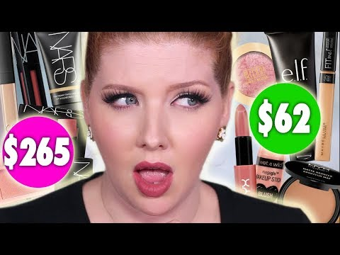 Drugstore Dupes for 8 Popular NARS Makeup Products thumbnail