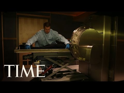 Ashes To Ashes: Cremation By Water | TIME