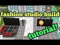 The Sims Mobile Fashion Studio Budget Build Tutorial - Part 1: Teardown and Furniture Layout