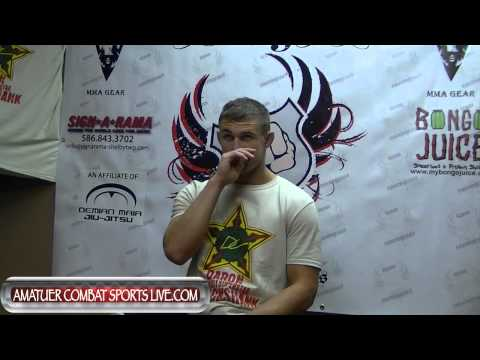 FIGHT.TV UFC Fighter Daron Cruickshank Interviews with Amateur Combat Sports ( Exclusive )