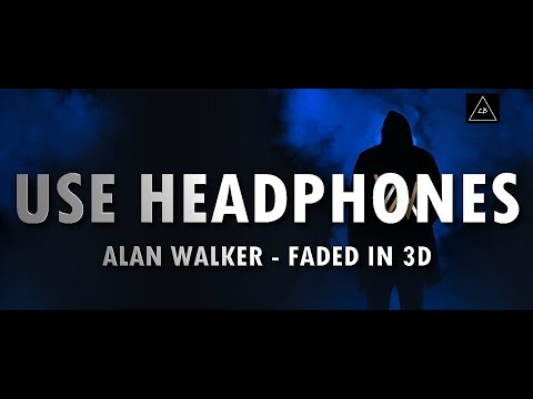 3d Audio (Bass Boosted) | Alan Walker - Faded In 3d Sound | Lazy Boys Productions
