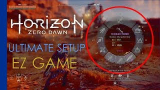 Best Weapon Setup - Horizon: Zero Dawn