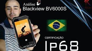 🇧🇷 Review [ Análise ] Blackview BV6000S - Smartphone extremamente resistente!