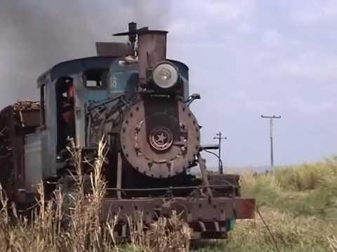 Sugar Cane Mill railway, Cuba