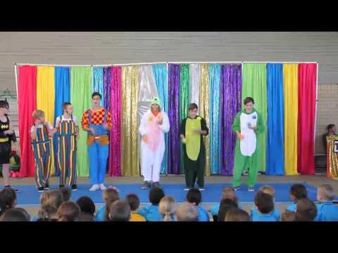CVC Circus Act Belong Commit School Shows 2014