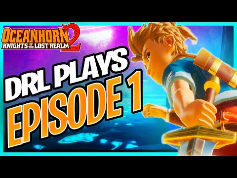 Oceanhorn 2 Knights Of The Lost Realm Gameplay | Apple Arcade IOS Game