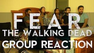 FEAR The Walking Dead - Pilot - Group Reaction