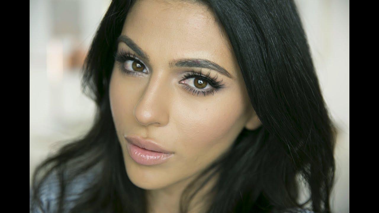 Bridal makeup tutorial makeup tutorial teni panosian youtube - Cool Shimmer Eye Shadow Eye Makeup Tutorial Teni Panosian
