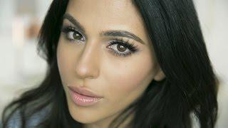 Cool Shimmer Eye Shadow | Eye Makeup Tutorial | Teni Panosian