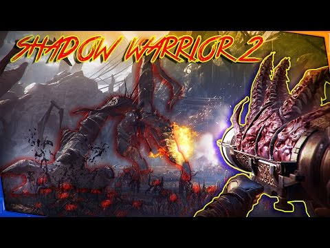 Shadow Warrior 2 - Gameplay Part 7 Walkthrough - Industrial