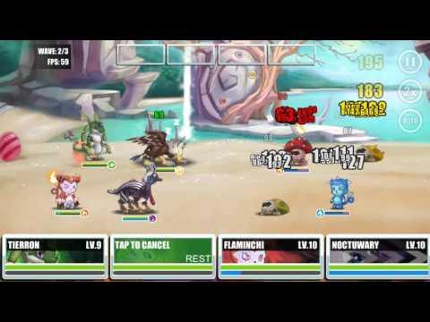 Monster Age Battle Demo