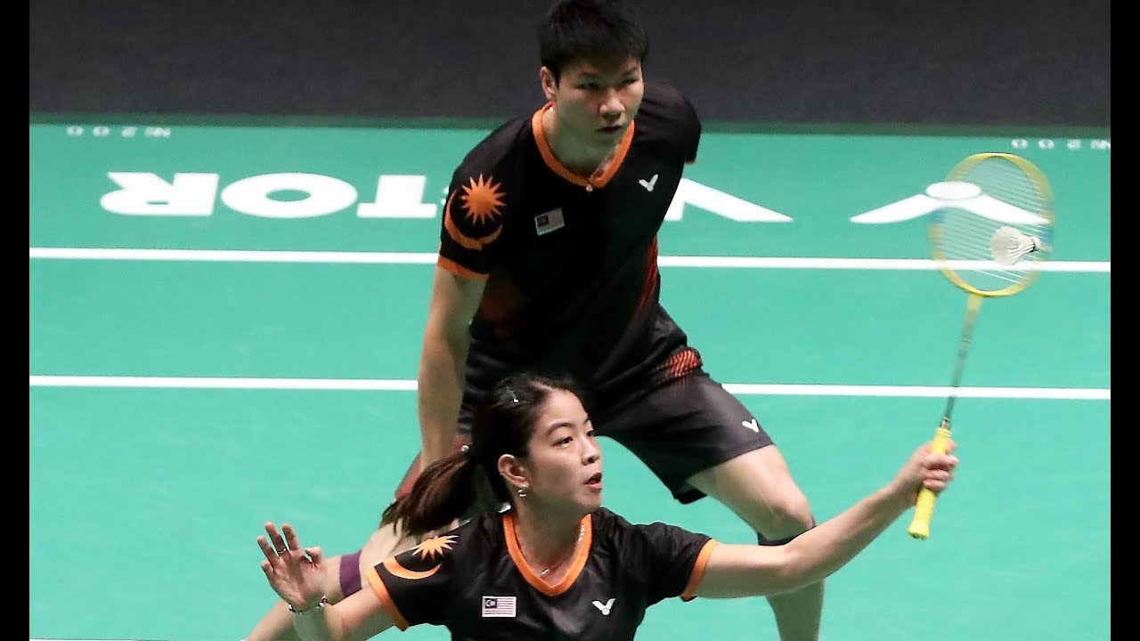 Debut win for mixed doubles pair in Denmark Open