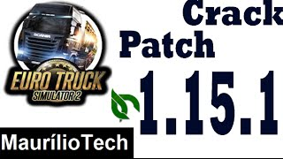 Euro Truck Simulator 2 , Patch versão 1.15.1 Crack - MaurilioTech