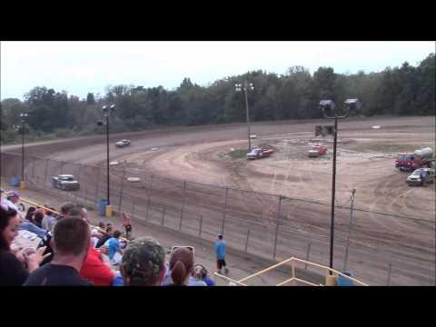 Butler Motor Speedway Street Stock Heat #1 8/14/15
