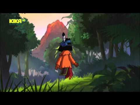 Yakari Folge 23 Reise in die Urzeit