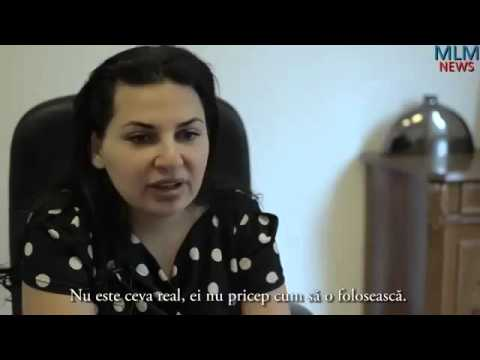Dr. Ruja Ignatova, The Founder/Owner Of OneCoin Interviewed