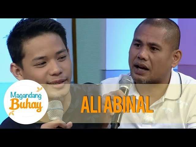 Magandang Buhay: Ali shares how he became disciplined through martial arts