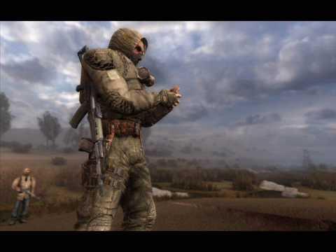 Сталкер - Песня про игру Stalker(про зону)