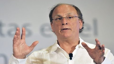 Full interview with BlackRock CEO Larry Fink on earnings, reopening the economy and more