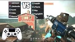 PLAYING PS4 TOP 10 CHAMP - Rainbow Six Siege