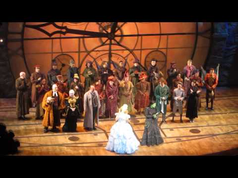 Wicked: 10th Anniversary After Show Speech