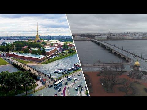 Опустевший Петербург: как