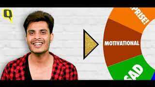 Shirley Setia and Gurnazar Chattha Spin the Song Wheel | The Quint