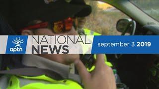 APTN National News September 3, 2019 – Lack of action on MMIWG report, Substandard housing NWT