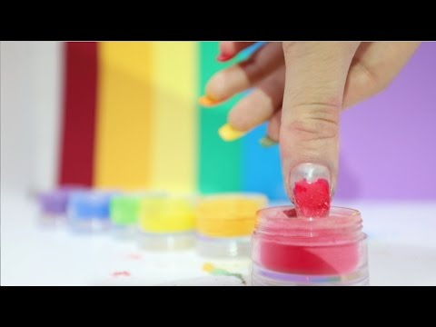 Thumbnail: DIY Dip On Nail Polish! (Nail Polish Life Hack)