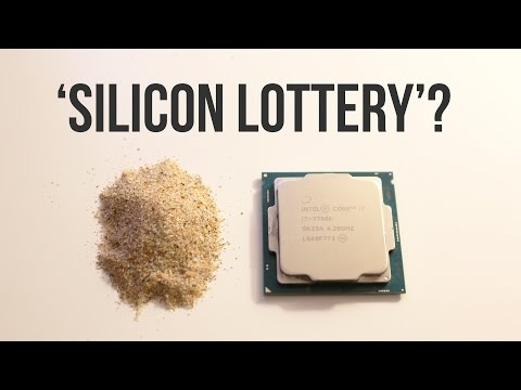 What is The 'Silicon Lottery'?