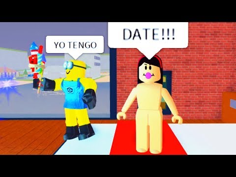 online dating roblox