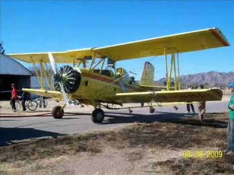 Grumman 450 Aeroaplicador - San Luis