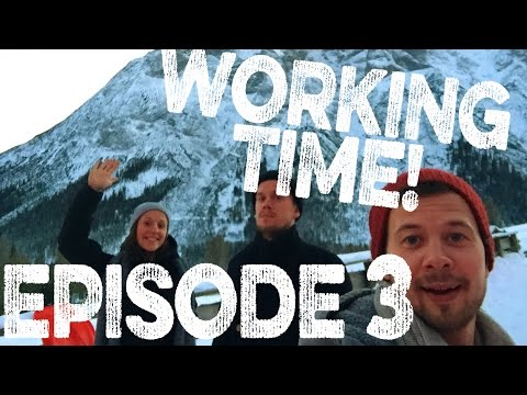 "TRAD.ATTACK! VLOG ""Working time!"" (Episode 3)"