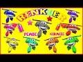 Harika Kanatlar Jet ile Renk Banyosu - Harika Kanatlar Jet İle Çocuklar Renkleri Öğreniyor