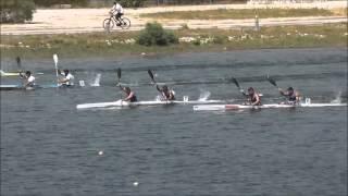 24ο πανελλήνιο πρωτάθλημα Kanoe-kayak 2014--κ2 Ανδρών 200μ