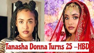Tanasha Donna Turns 25 | Happy Birthday Event With An Indian Theme Photos #TanashaDonna