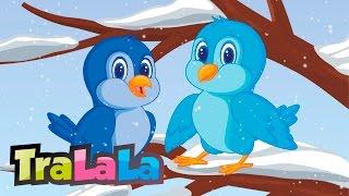 Cantec de iarna pentru pasarele - Cantece de iarna pentru copii TraLaLa