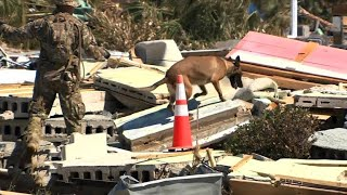 Crews in Mexico Beach hope to find more survivors in Hurricane Michael's aftermath