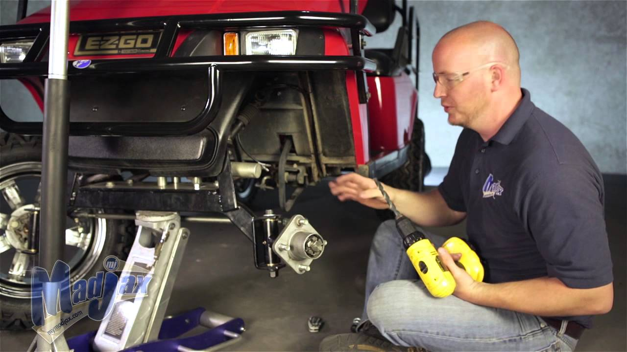 (OUTDATED) Universal Horn Kit | How to Install Video | Madjax® Golf Cart Accessories  YouTube