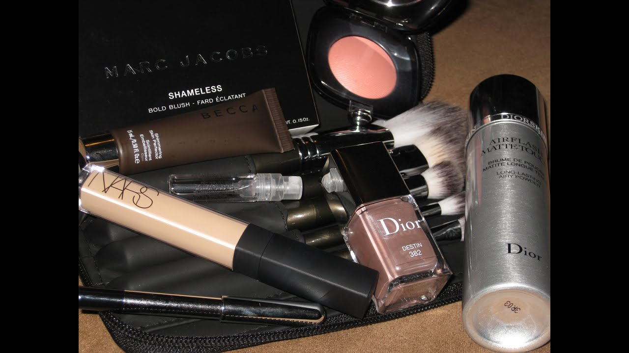 Haul Part 1: Sephora Airbrush Set, NARS, BECCA, Dior Airflash ...