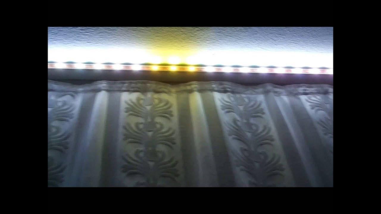 Defective / Broken / Damaged 5M 5050 RGB 150 SMD LED Strip Lights Kaputte Beschadigte Defekte ...