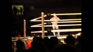 Chris Jericho Kicks The Brazilian Flag (And Gets Suspends)