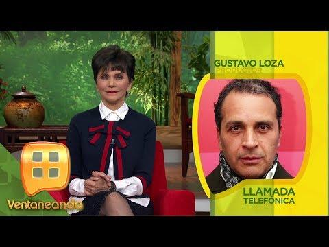 Gustavo Loza aclara a Ventaneando señalamientos de abuso contra Karla Souza