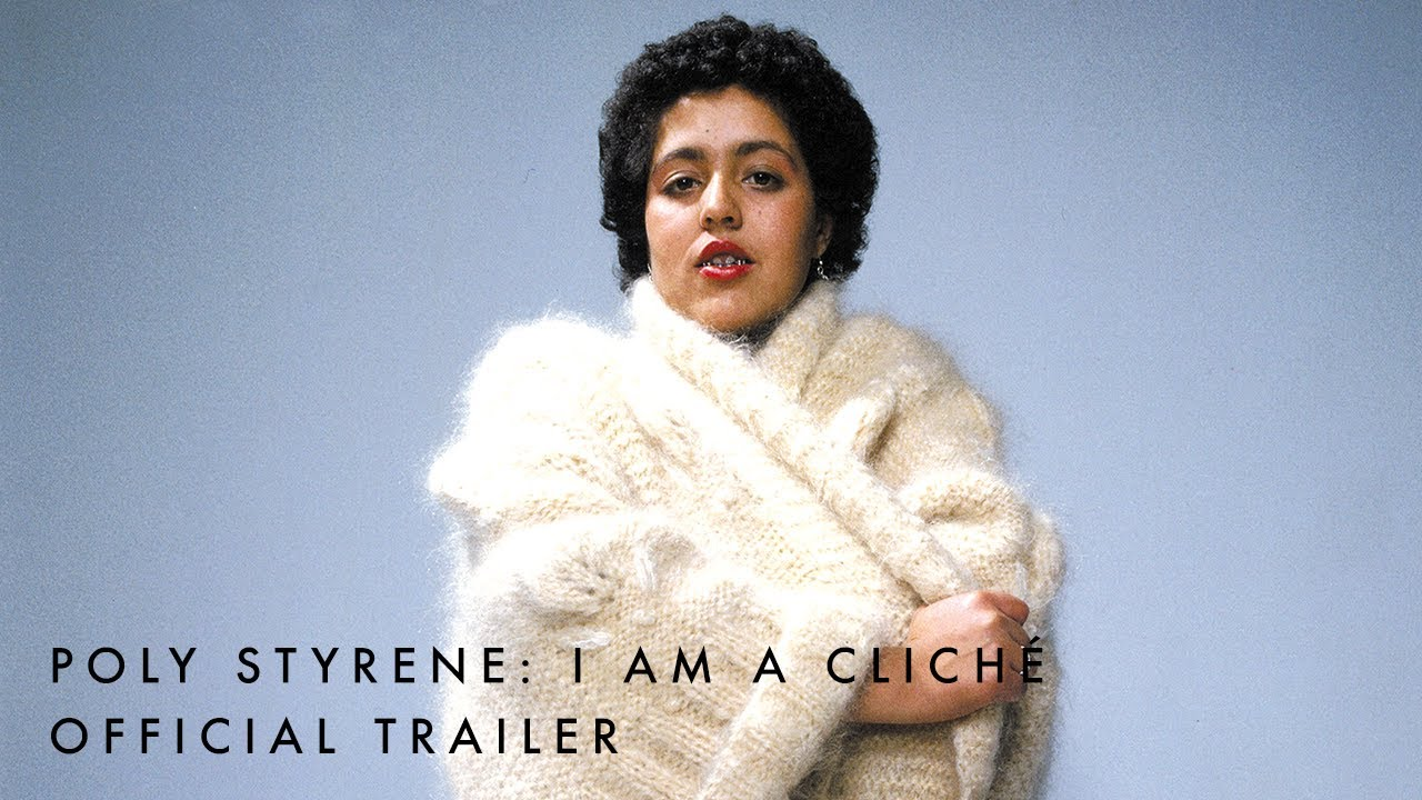 Poly Styrene: I Am A Cliché | Official Trailer | Available to Watch 5 March