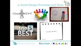 #include 2014 presentation: Mark Backler - Marmalade Game Studio