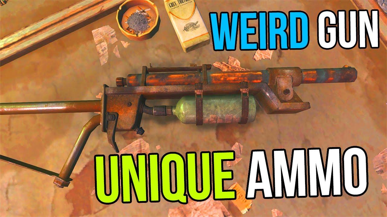 Fallout 4 ammunition