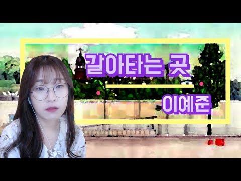 Lee Ye Joon (이예준) _ Where To Go (갈아타는 곳)