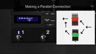 ES-5 Quick Start Chapter 5: Making a Parallel Connection